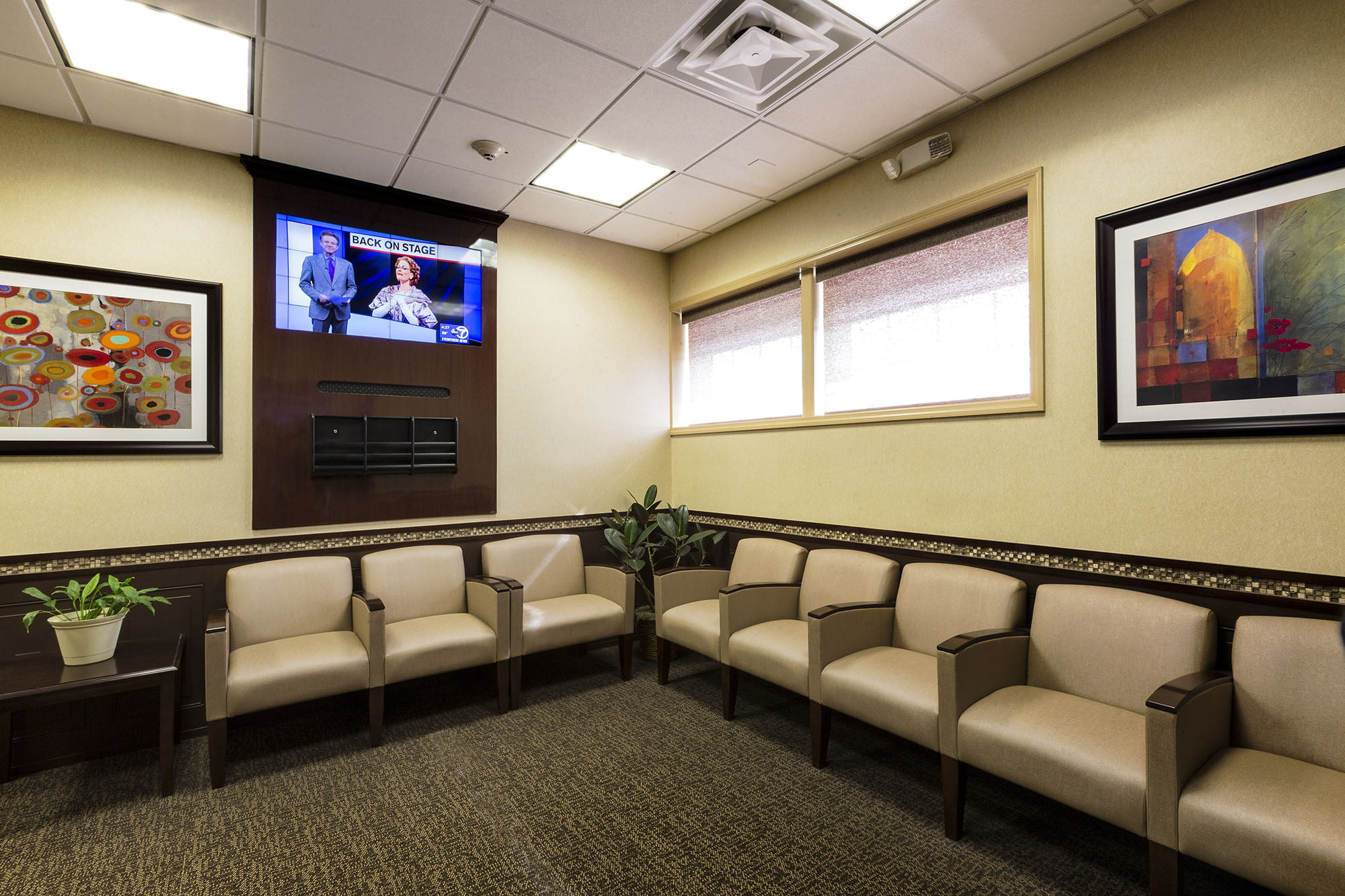 Brookhaven Heart Waiting Room