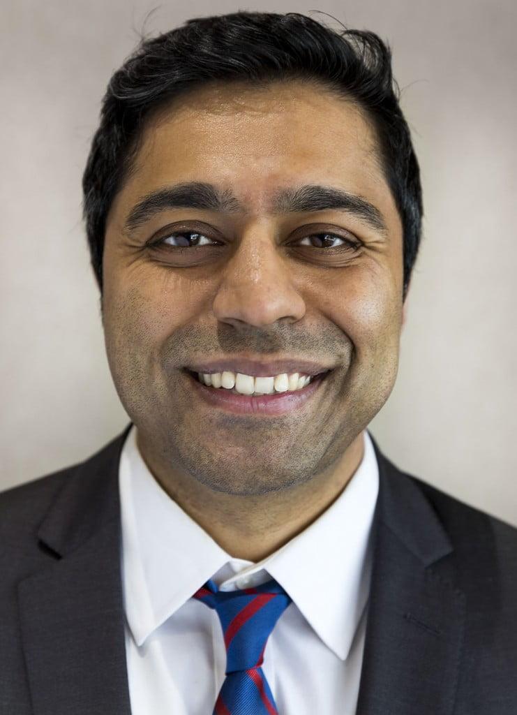 Dr Bimal Patel