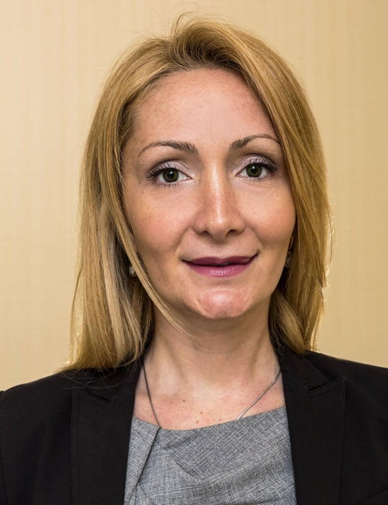 Dr Natalia Beridze