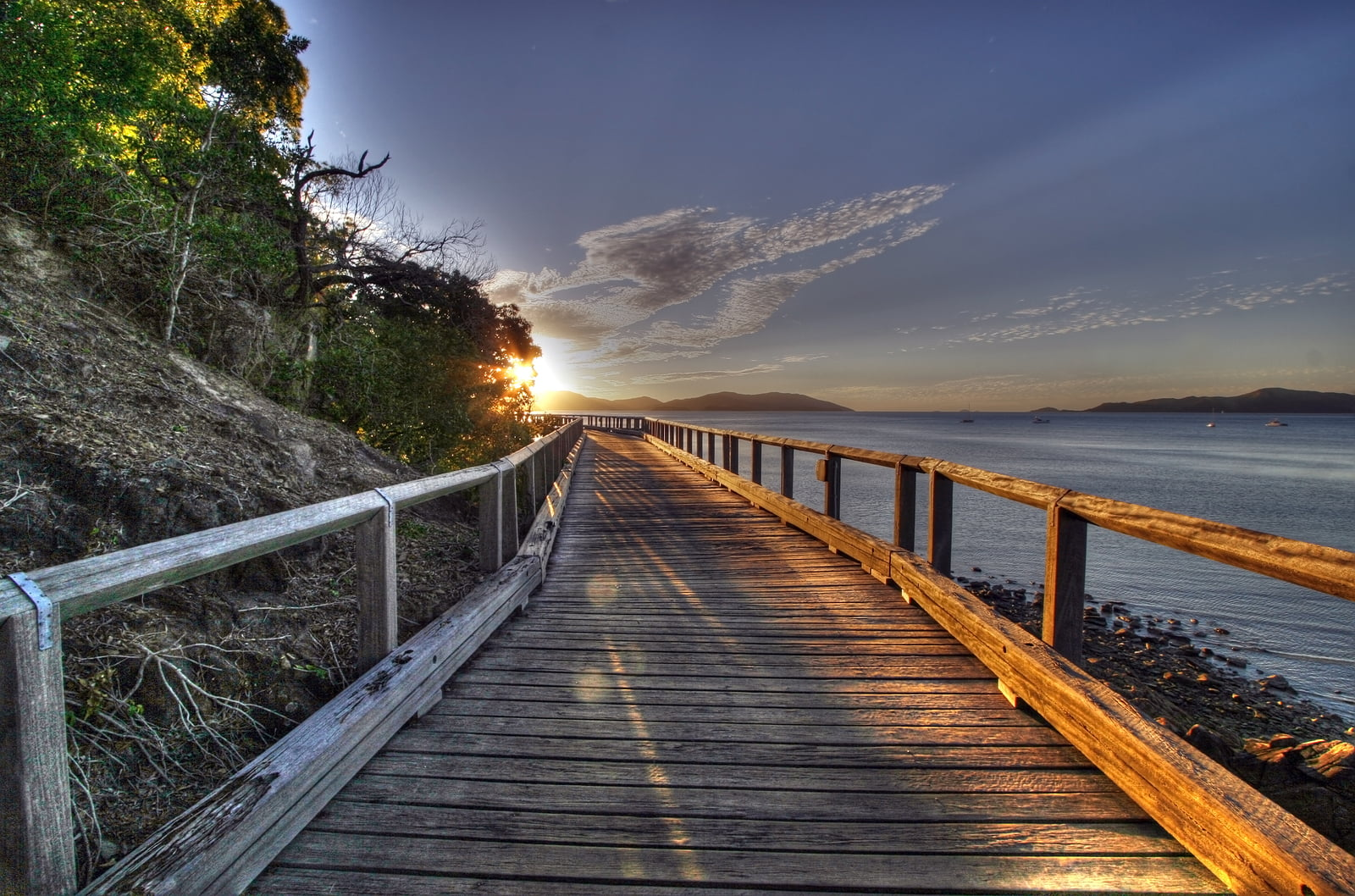 Long Island Boardwalk