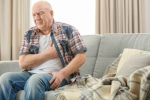 If you feel any chest pain or discomfort, visit a doctor immediately.