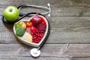 Eat healthy cholesterol to reduce the risk of heart disease.