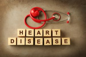 There are many risk factors for heart disease, including heredity factors.